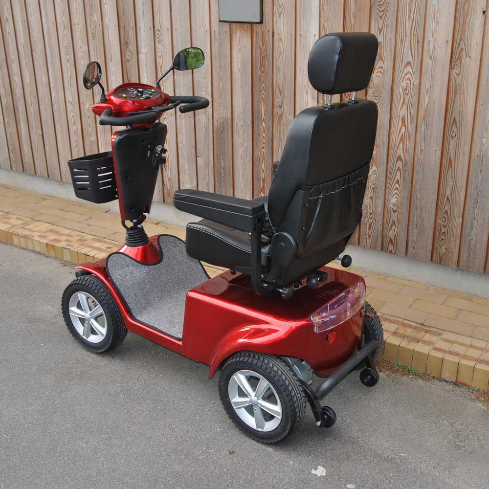 El-scooter model 1901