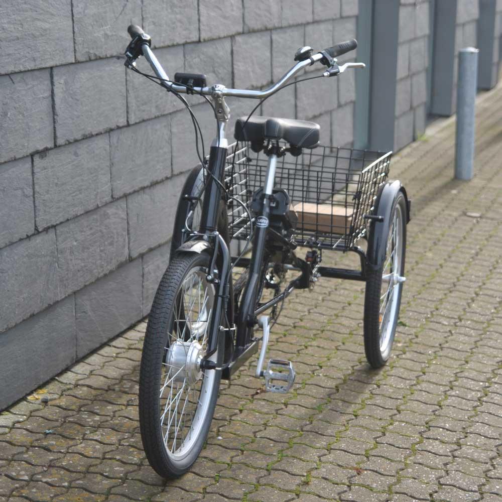 Flot senior el-cykel