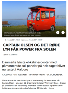 Artikel om CARPER i Aalborg:nu