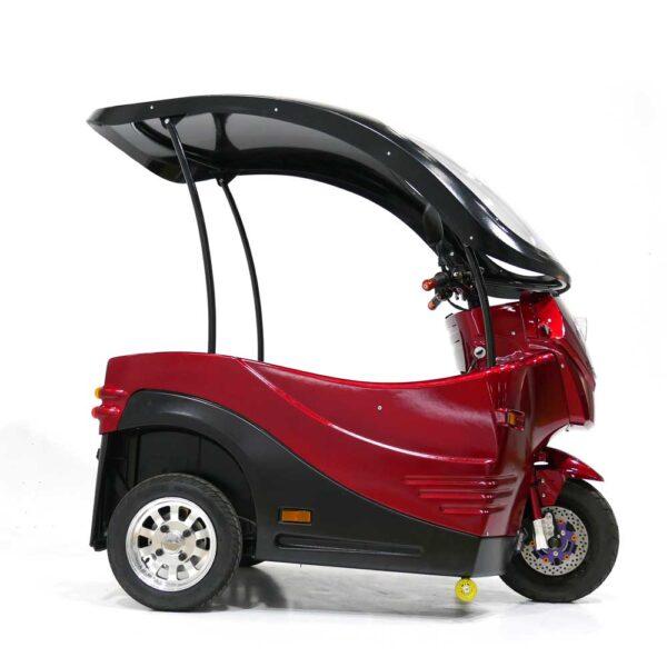 Scooter til kørestolsbrugere